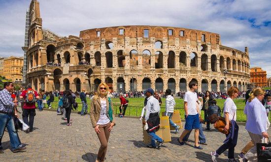 טיול קצר ברומא